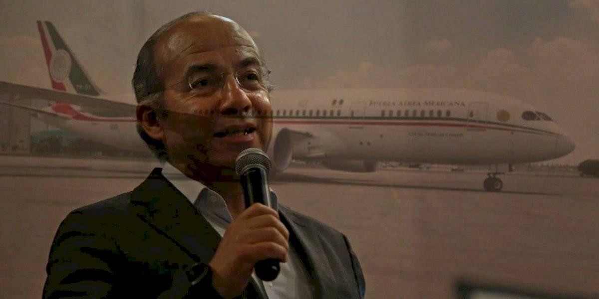 """""""Avión presidencial debió usarse para atender a los damnificados en Reynosa"""", afirma Calderón"""