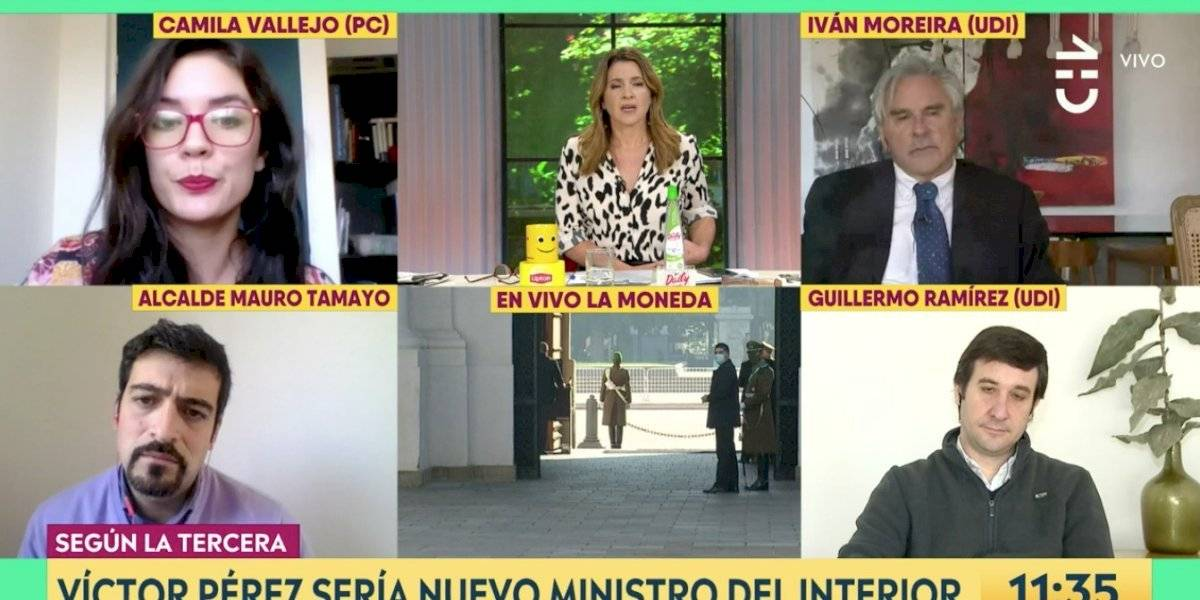 Ojo paneles políticos de la TV: Cámara sancionará a parlamentarios que se ausenten mucho por ir a matinales