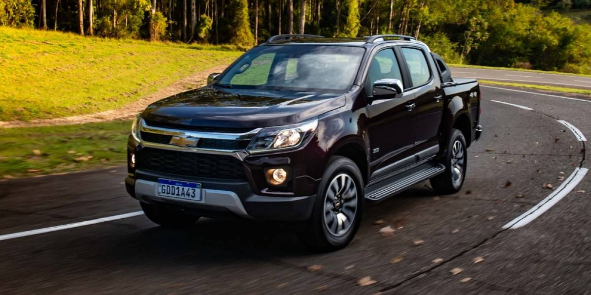 Com live sertaneja, lançamento da nova Chevrolet S10 2021 ocorre nesta terça-feira (28)