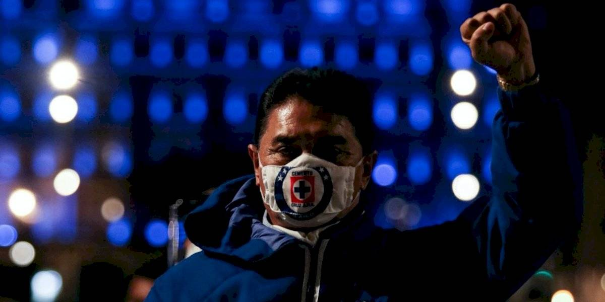 Ordenan detención de Billy Álvarez, presidente de Cooperativa Cruz Azul