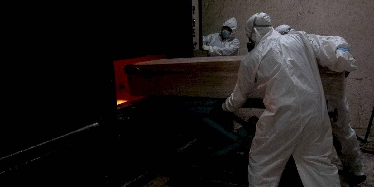 México tendría 165 mil muertos por Covid-19, afirma científico