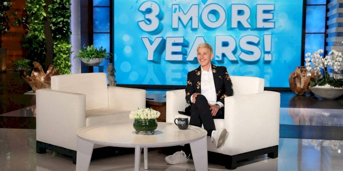 Ellen DeGeneres pide perdón tras la denuncia por malas prácticas laborales