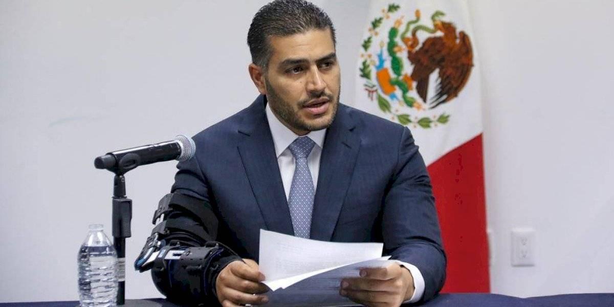 'Se equivocan quienes piensan debilitarnos': Omar García Harfuch