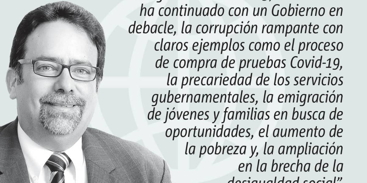 Opinión Denis Márquez Lebrón: La ruta ya está marcada
