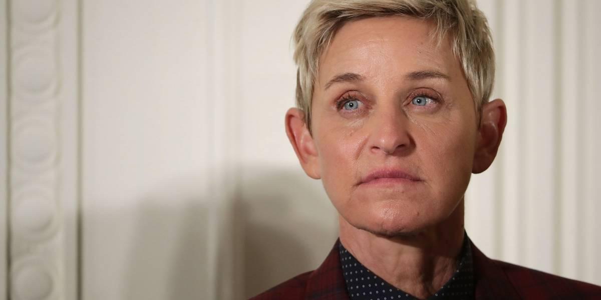 Ellen DeGeneres se disculpa en medio de investigación por maltrato a personal