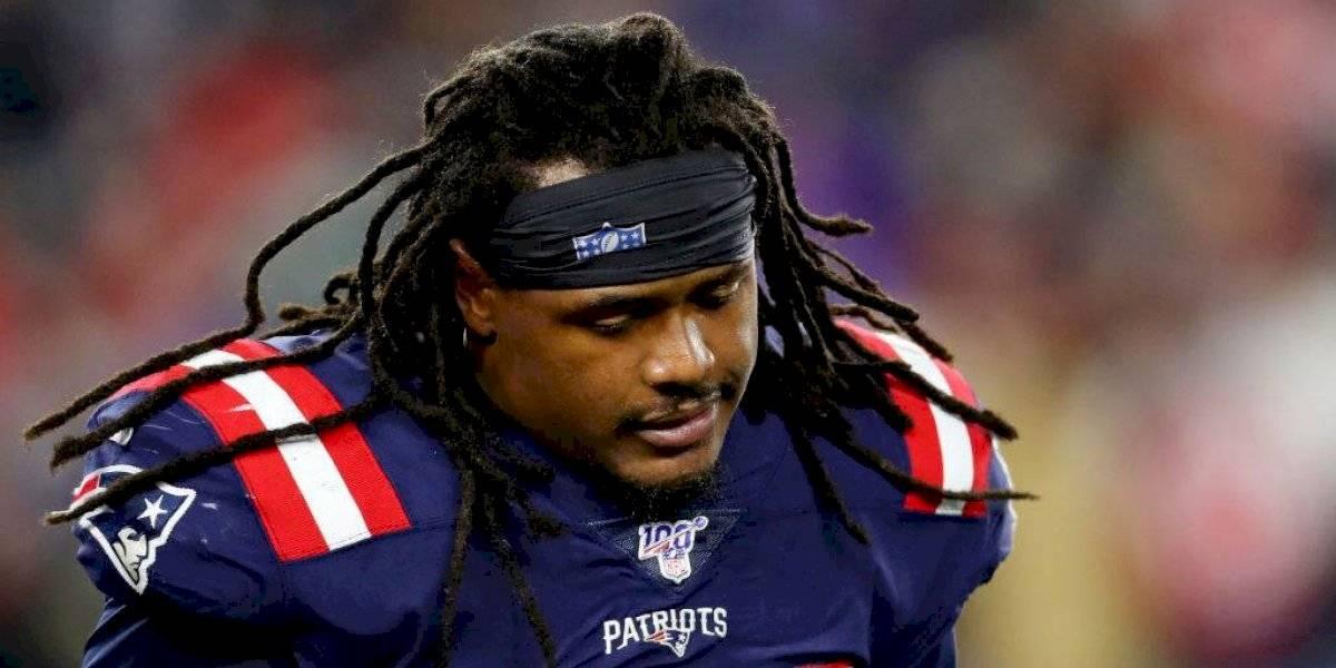 Jugador de los Patriots anuncia que no jugará en el 2020