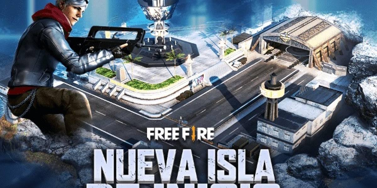 ¿Cuándo llegará a Free Fire La Casa de Papel?