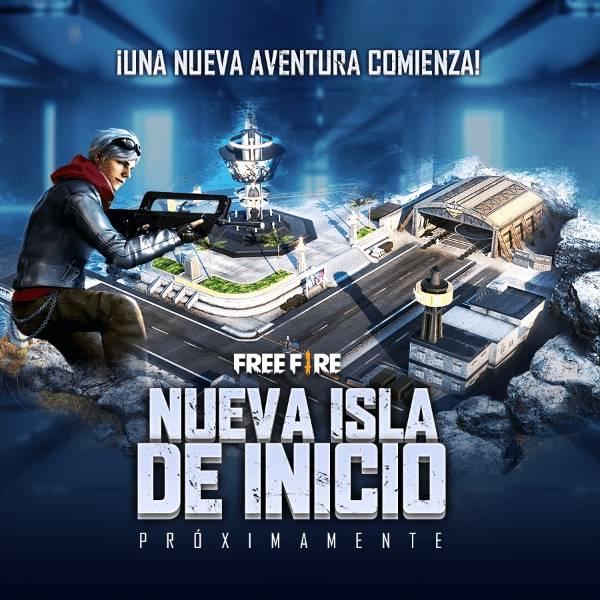 Isla de Inicio Free Fire