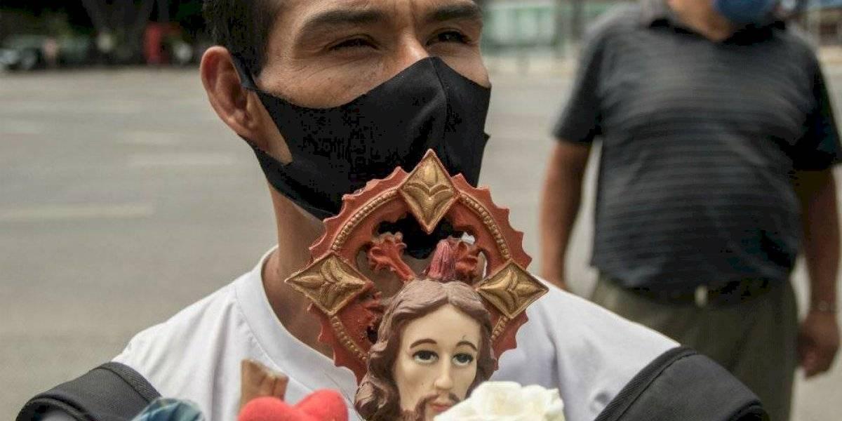 Fotos: Covid-19 no detiene devoción a San Judas Tadeo