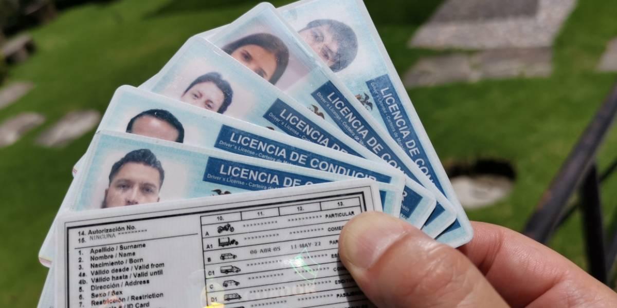 ¿Cómo reclamar la licencia de conducir retenida en Guayaquil?