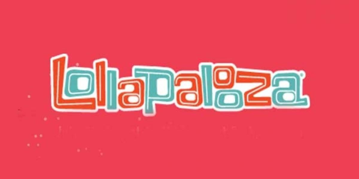 Lollapalooza tendrá cuatro días de transmisión especial en YouTube