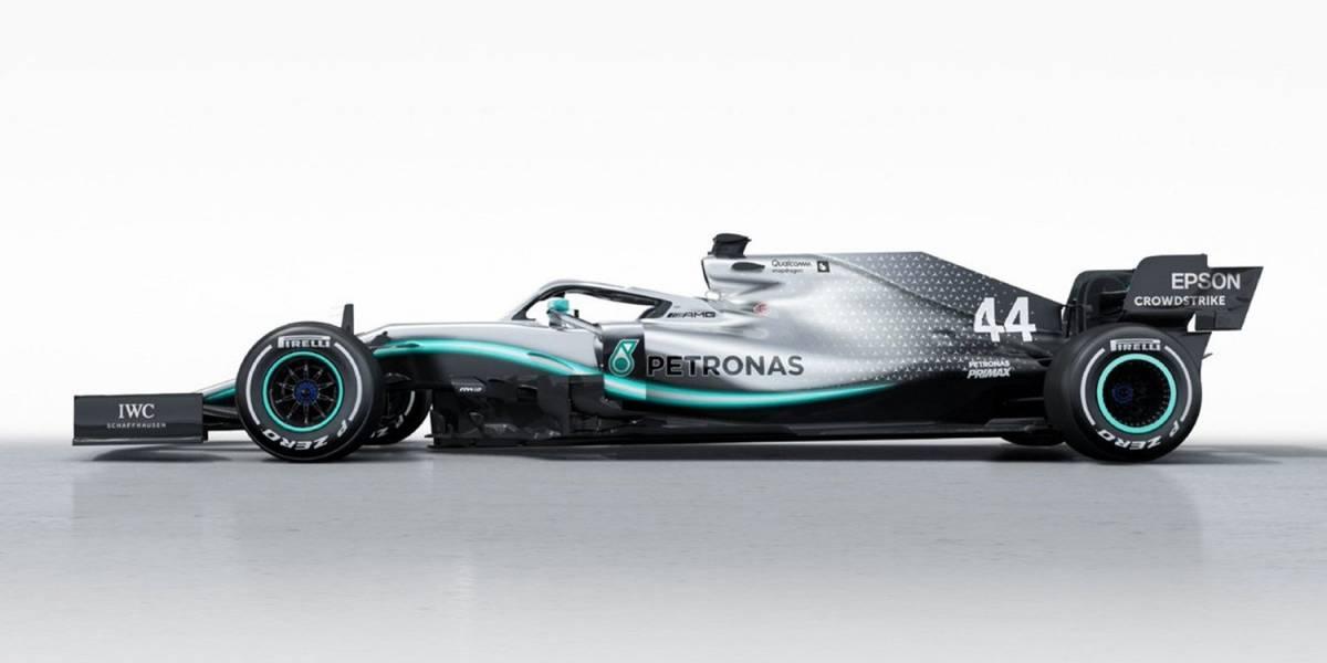 Mercedes, un 'gigante' del automovilismo