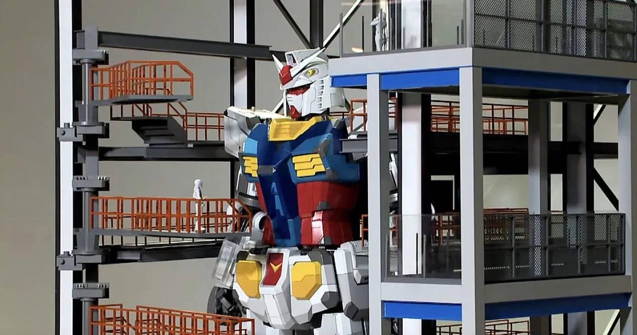 Robot Gundam