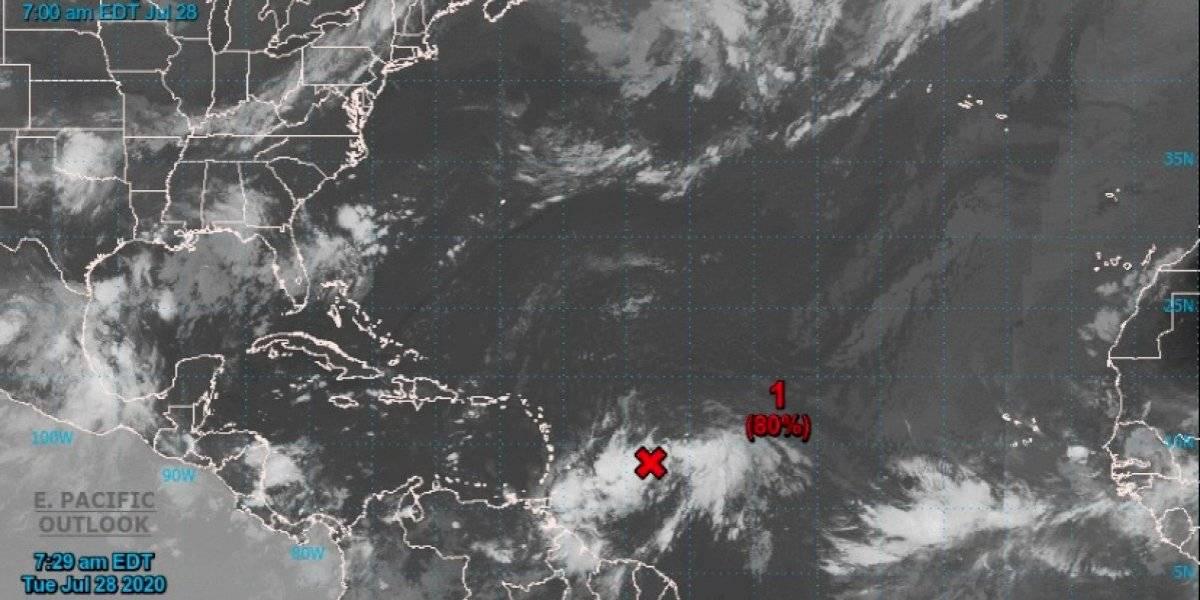 Sigue lejos de Puerto Rico el invest 92L, pero las autoridades siguen en alerta