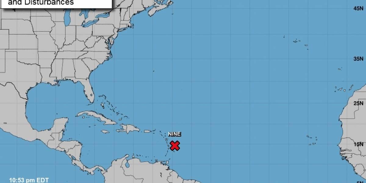 Avanza en su transcurso el sistema que llegará como tormenta tropical