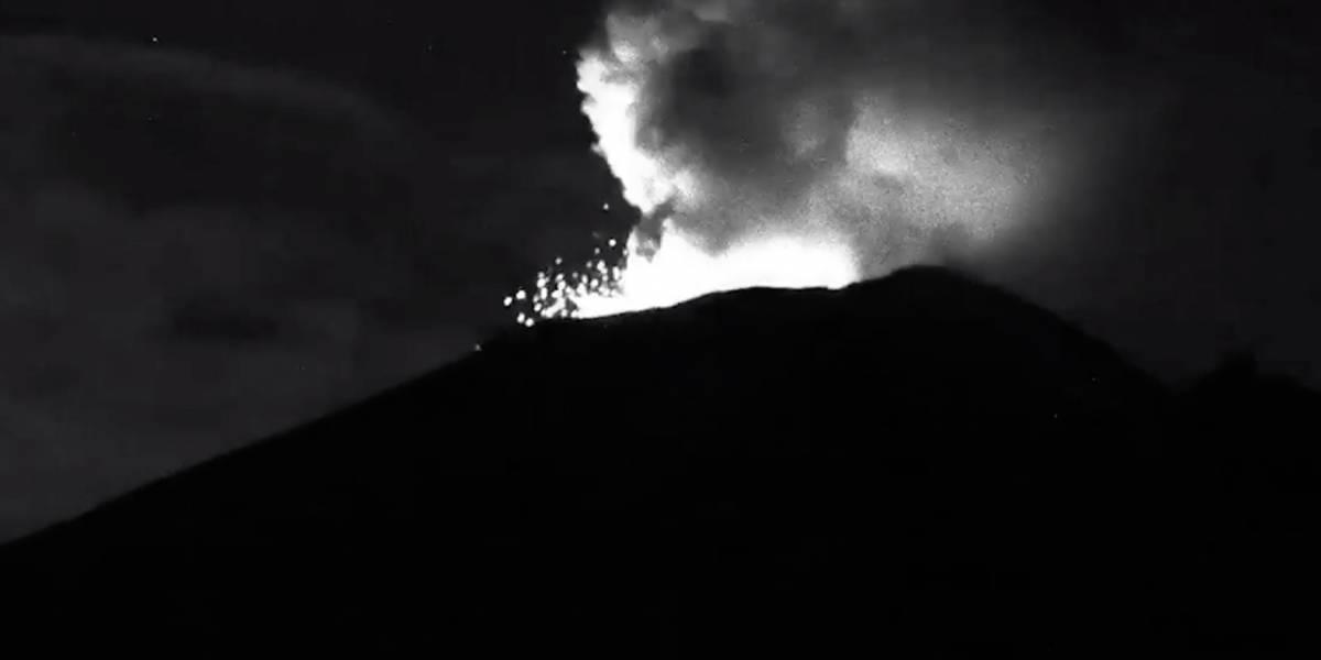 El Popocatépetl no es el único: estos son los 12 volcanes activos de México