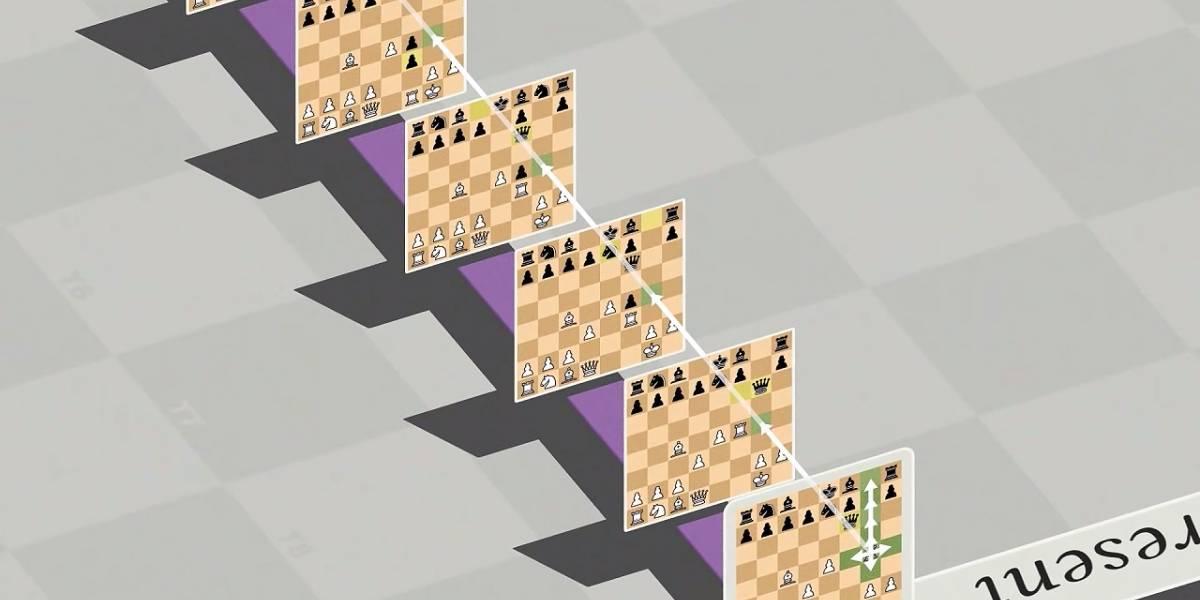 Steam: conoce al juego de ajedrez 5D que muy pocos pueden entender