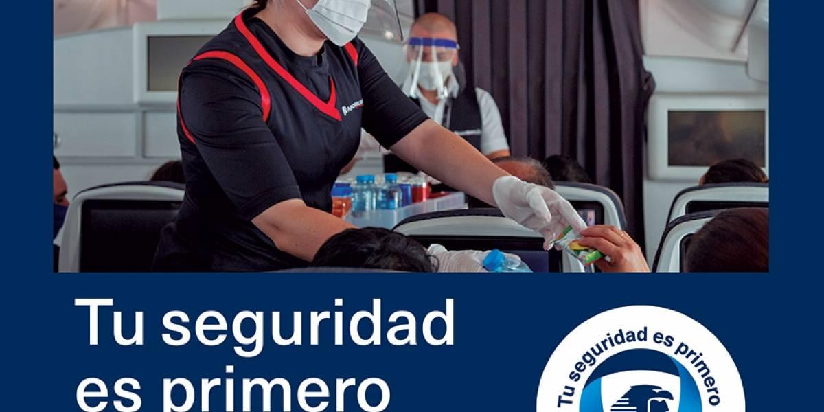 Anuncio Aeromexico edición CDMX del 29 de Julio del 2020, Página 05