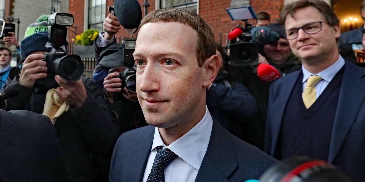 Comparecen Zuckerberg, Pichai, Cook y Bezos ante el Congreso de EU