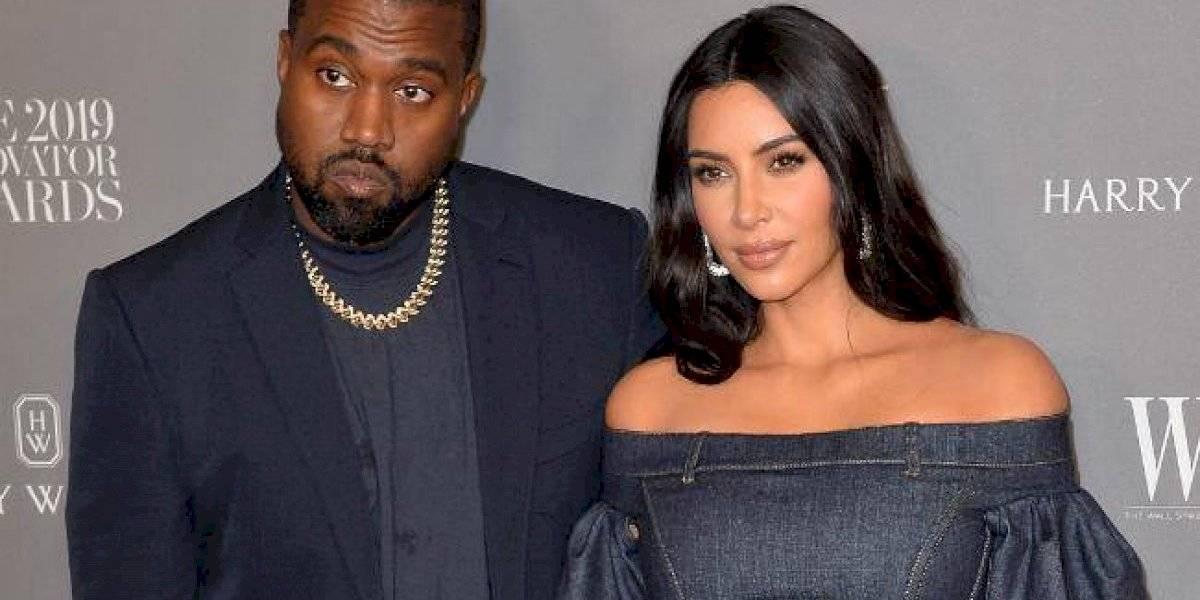 Kim Kardashian regresa sola a Los Ángeles tras visitar a Kanye West en Wyoming