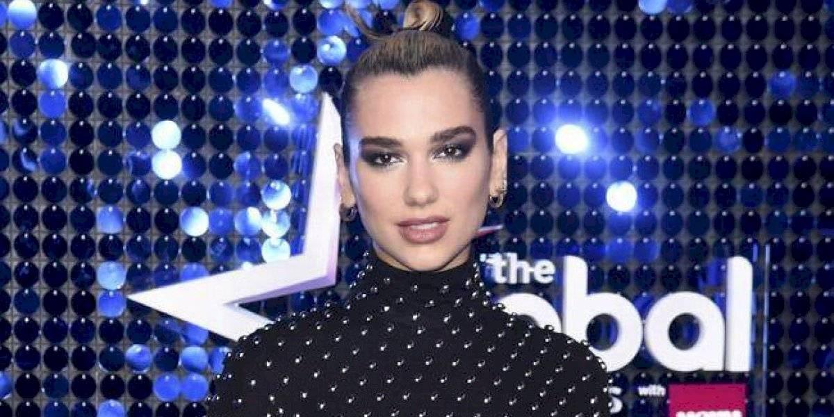 Dua Lipa cumplió su sueño de colaborar con Madonna