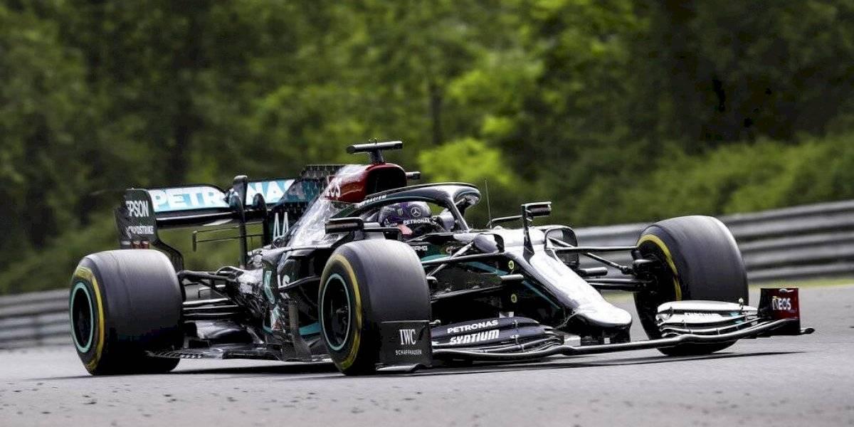 La cuarta fecha de la Fórmula 1 se disputa este domingo en el circuito de Silverstone
