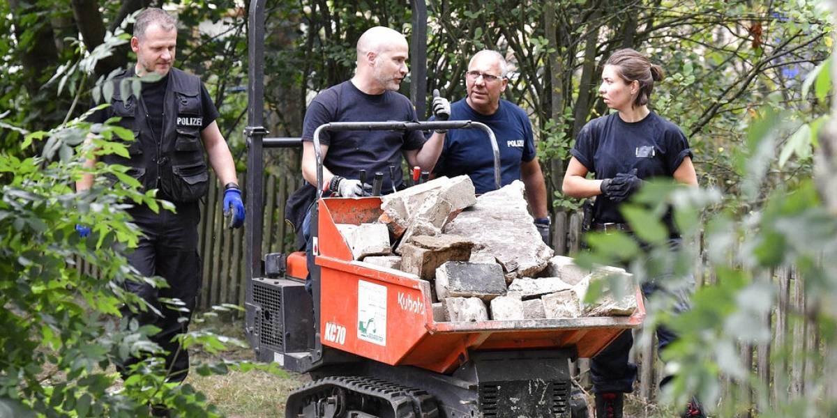 Caso Madeleine McCann: encuentran sótano oculto en excavaciones donde vivió el sospechoso