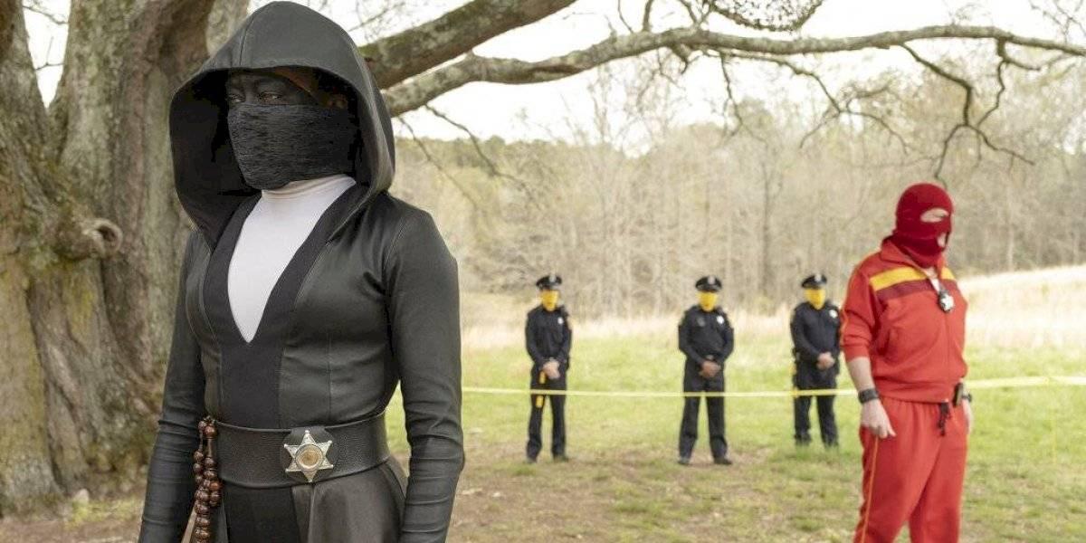 Watchmen: la serie de superhéroes y racismo que arrasó en las nominaciones a los premios Emmy