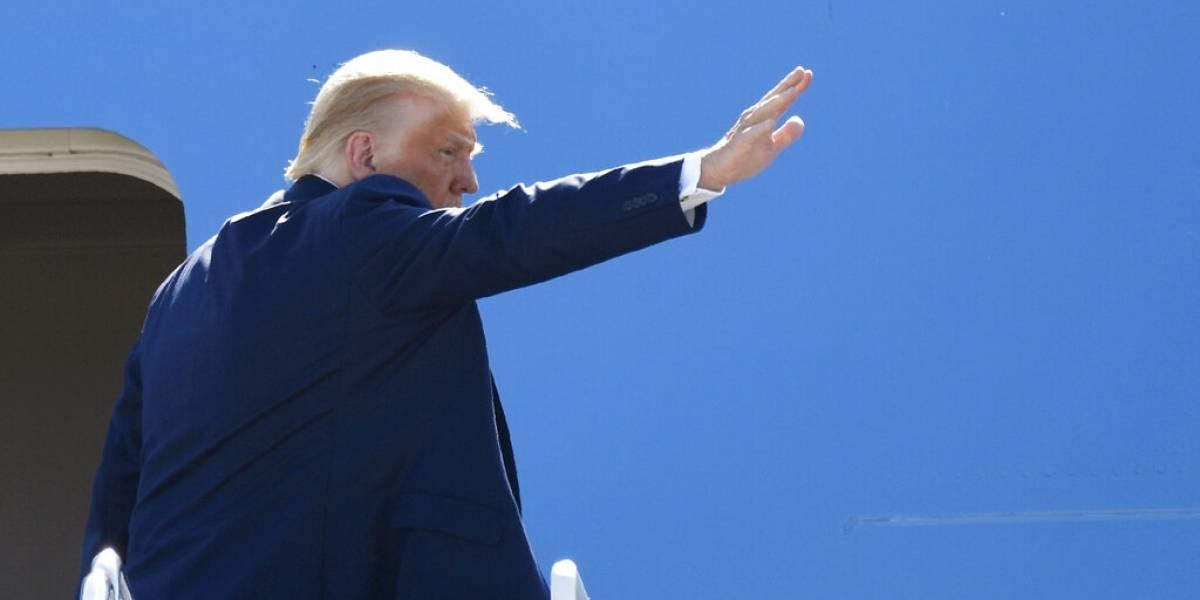 Trump insiste en promover la hidroxicloroquina y a la médico que la impulsa como remedio al coronavirus