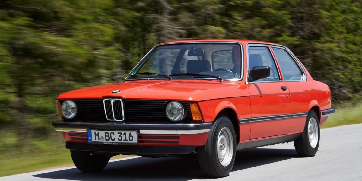 Se cumplen 45 años de BMW Serie 3, así nació