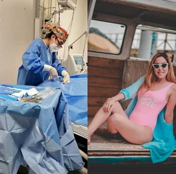 Mujeres médicos