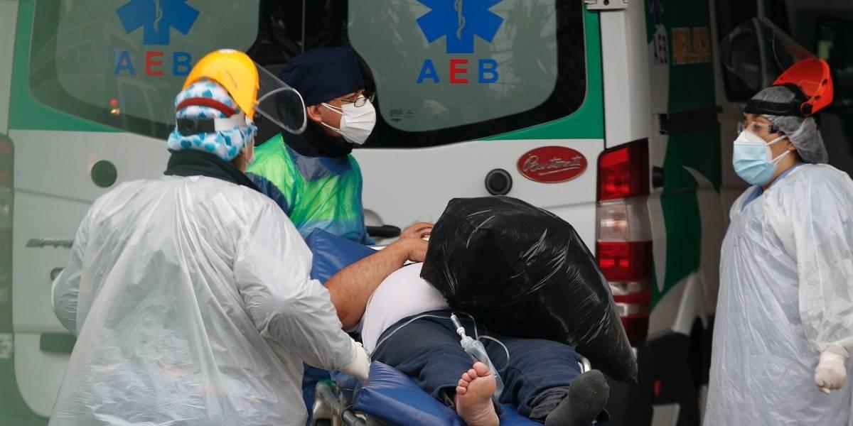 Falleció el primer funcionario de la atención primaria en Iquique con covid-19: con solo 48 años dejó atrás a sus dos hijas