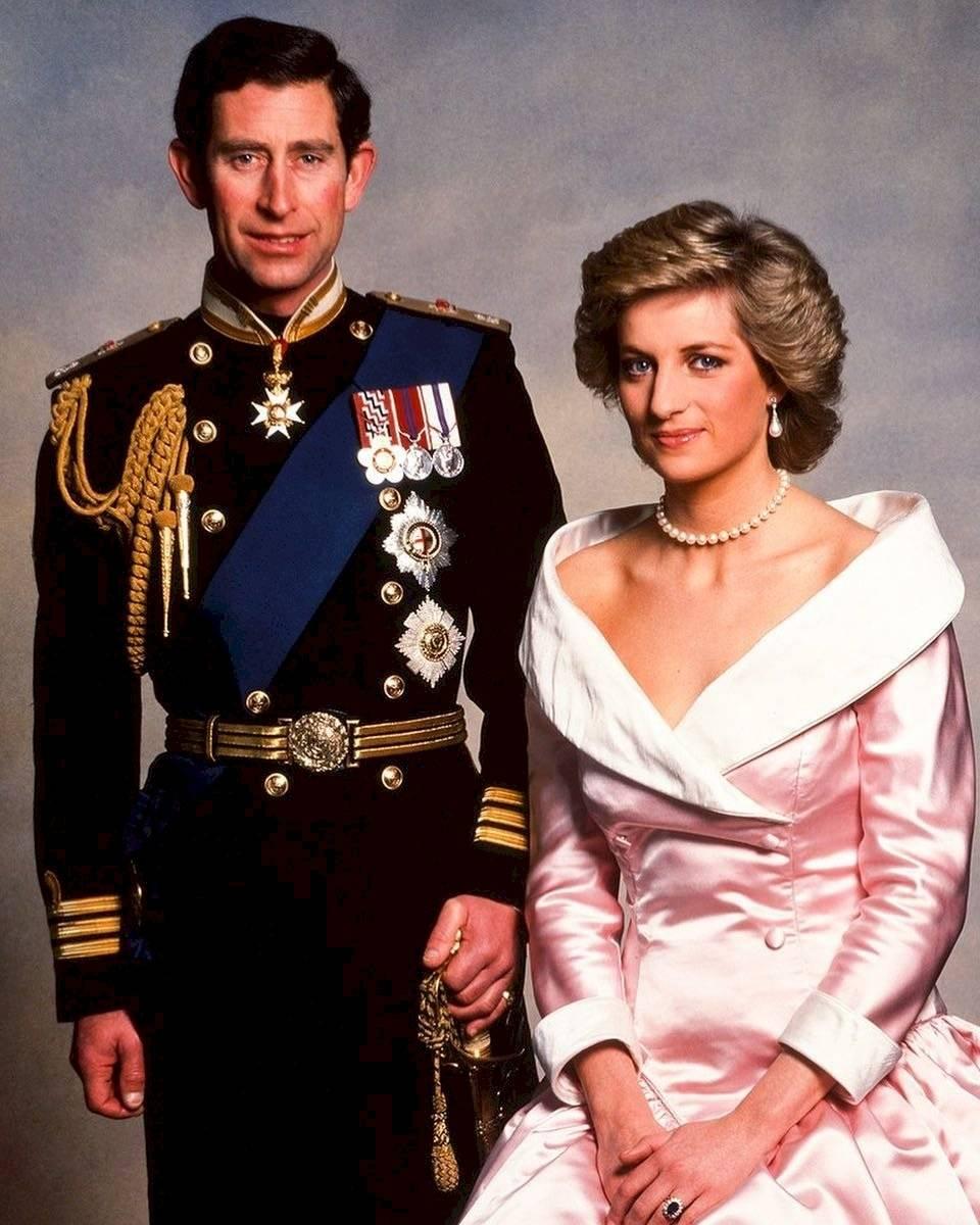 La princesa Diana estaba muy enamorada, pero a la vez preocupada por su futuro