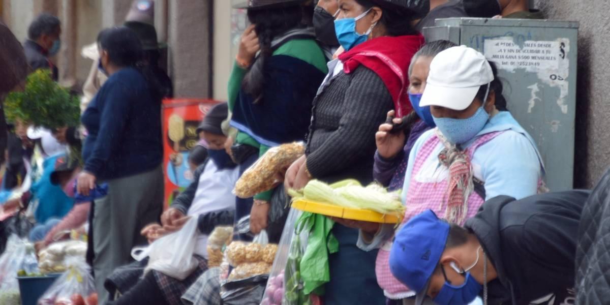 Quito preocupa con un repunte de 908 nuevos casos de COVID-19 en 24 horas