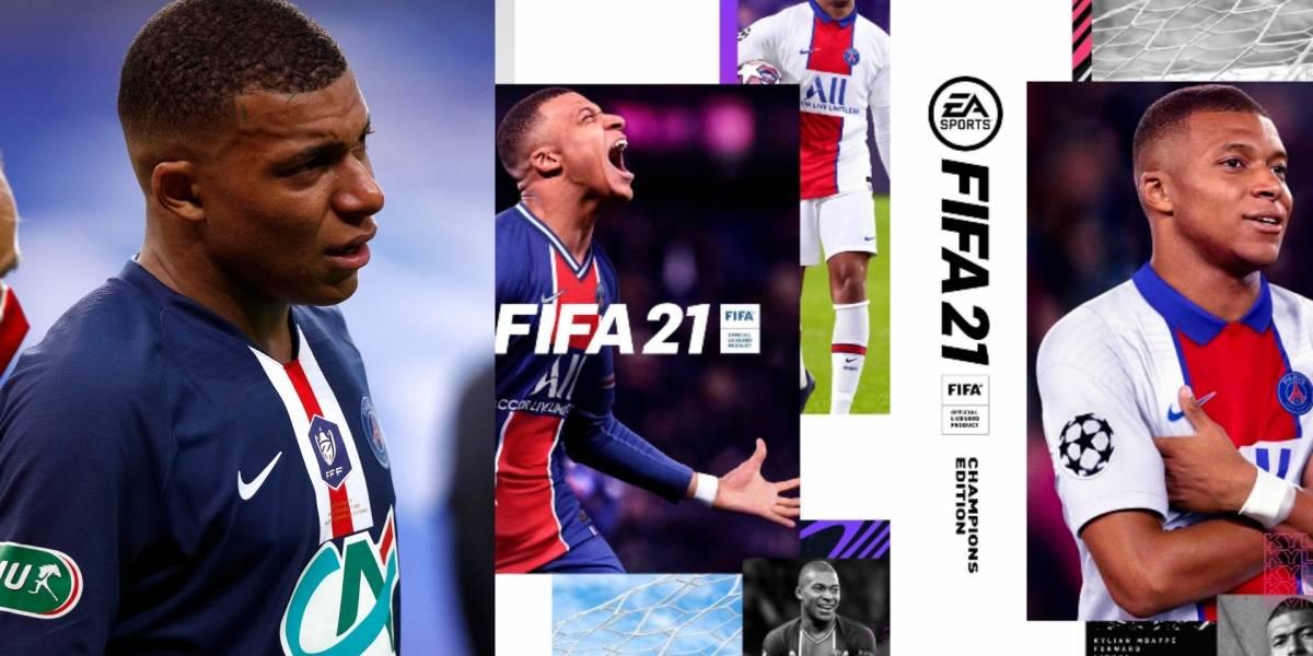 ¡Mbappé lo confirmó! Conozca la maldición de los jugadores que son portada de Fifa