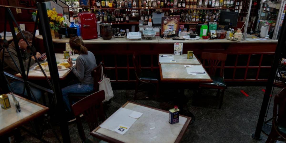 Prefeitura interdita 21 bares durante o último fim de semana em São Paulo