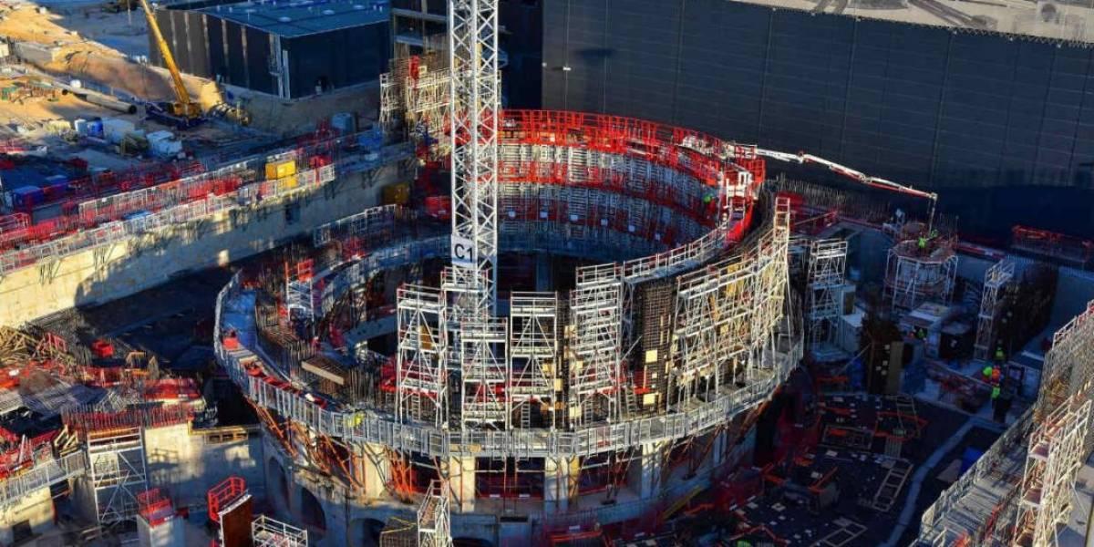 Ciencia: comenzó el proyecto de fusión nuclear más grande del planeta que pretende replicar la reacción del Sol