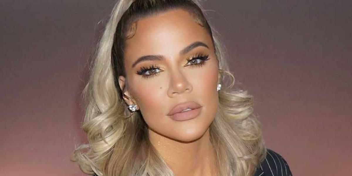 Khloé Kardashian enamora con su 'look'