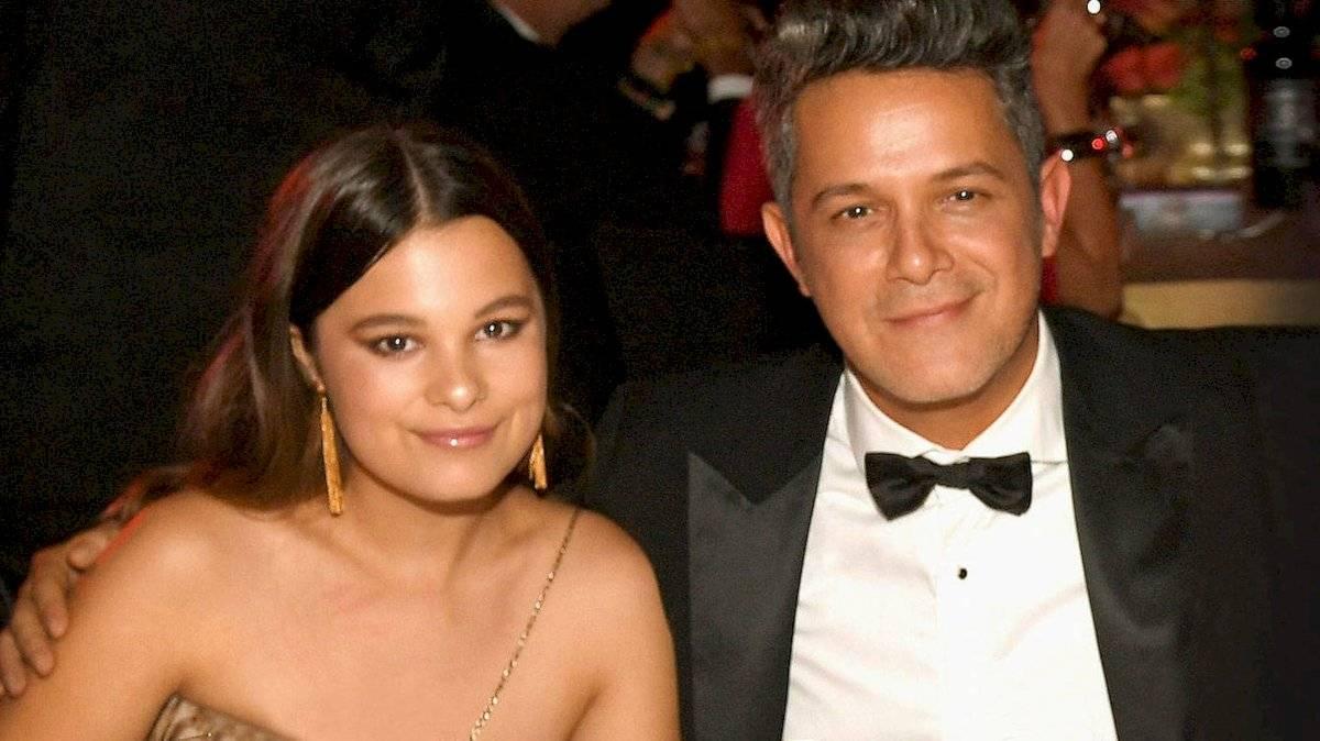 La hija de Alejandro Sanz se ha convertido en una hermosa jovencita