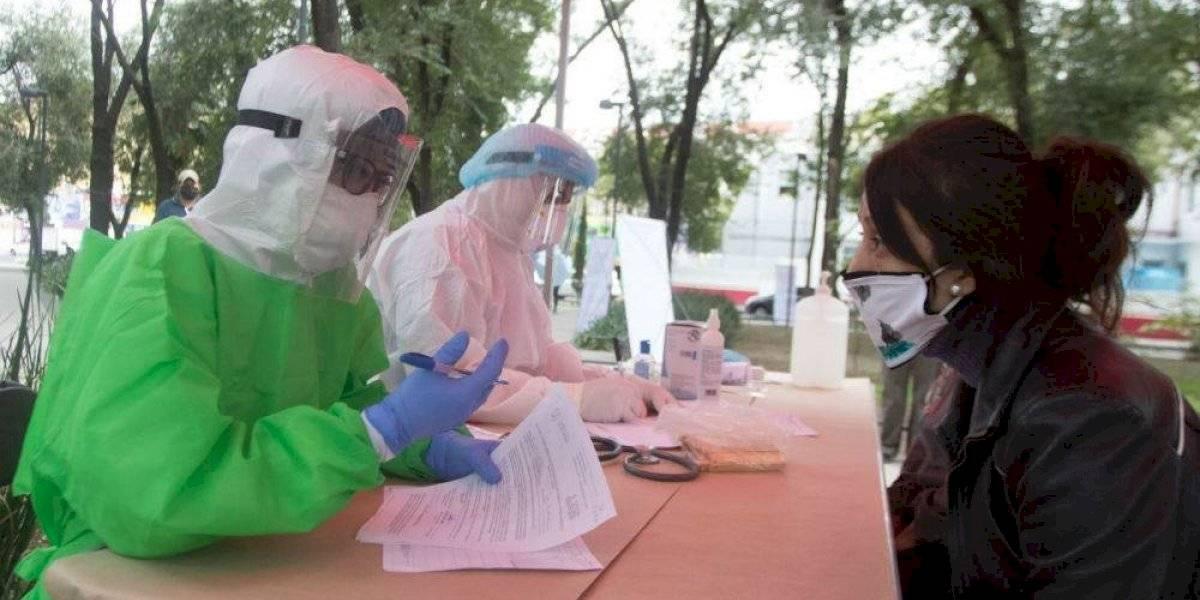 Casos acumulados de Covid-19 en México llegan a 408,449
