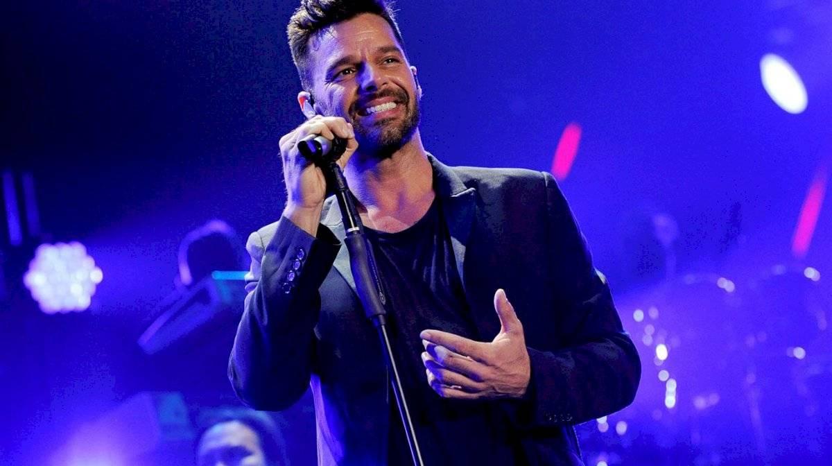Ricky Martin es un artista consagrado