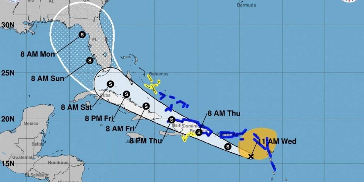 Potencial Ciclón aún no es tormenta y ajustan su trayectoria más al sur