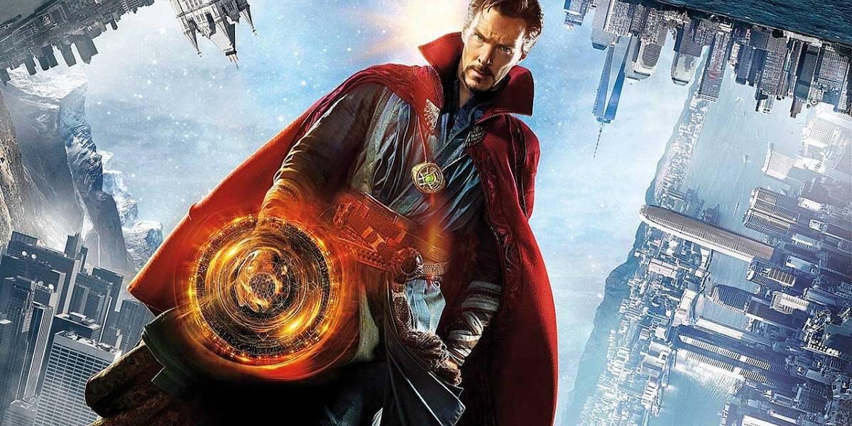 Doctor Strange: Benedict Cumberbatch entró a una tienda de cómics disfrazado del personaje
