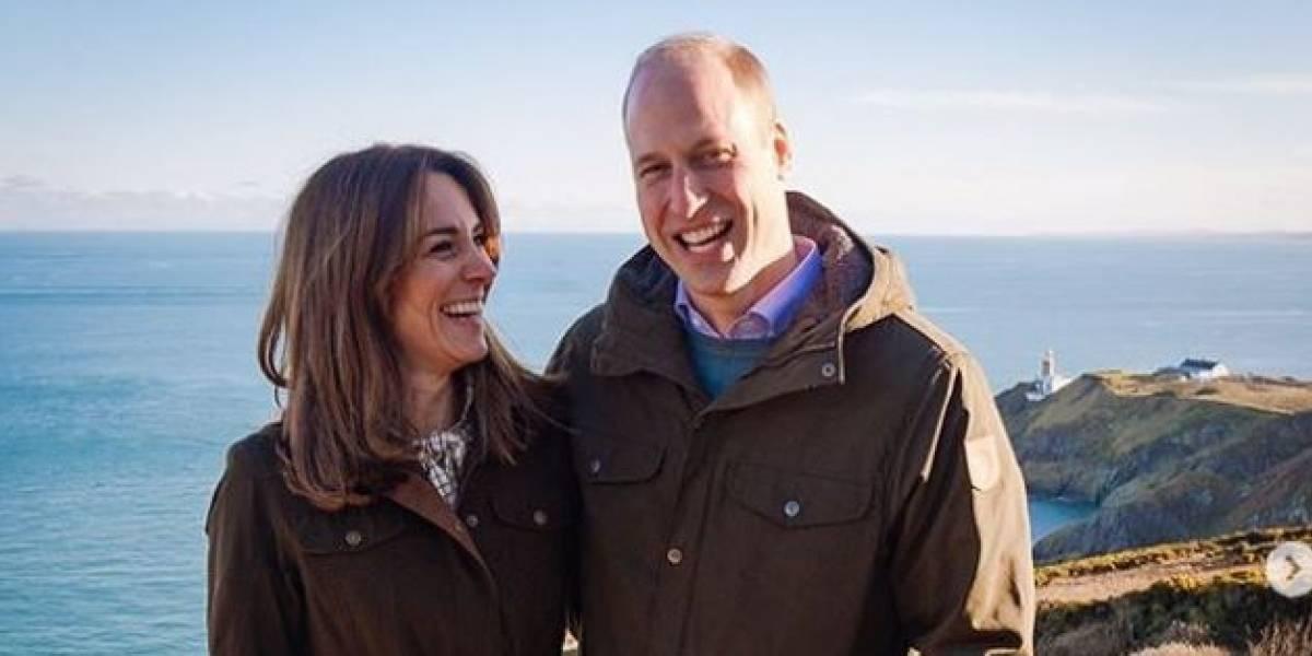 El humilde comedor de Kate Middleton y el príncipe William donde reciben a sus invitados en su palacio