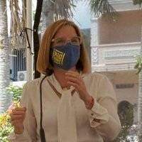 """Carmen Yulín dice Manuel Natal hizo historia """"no importa cual sea el resultado"""" en San Juan"""