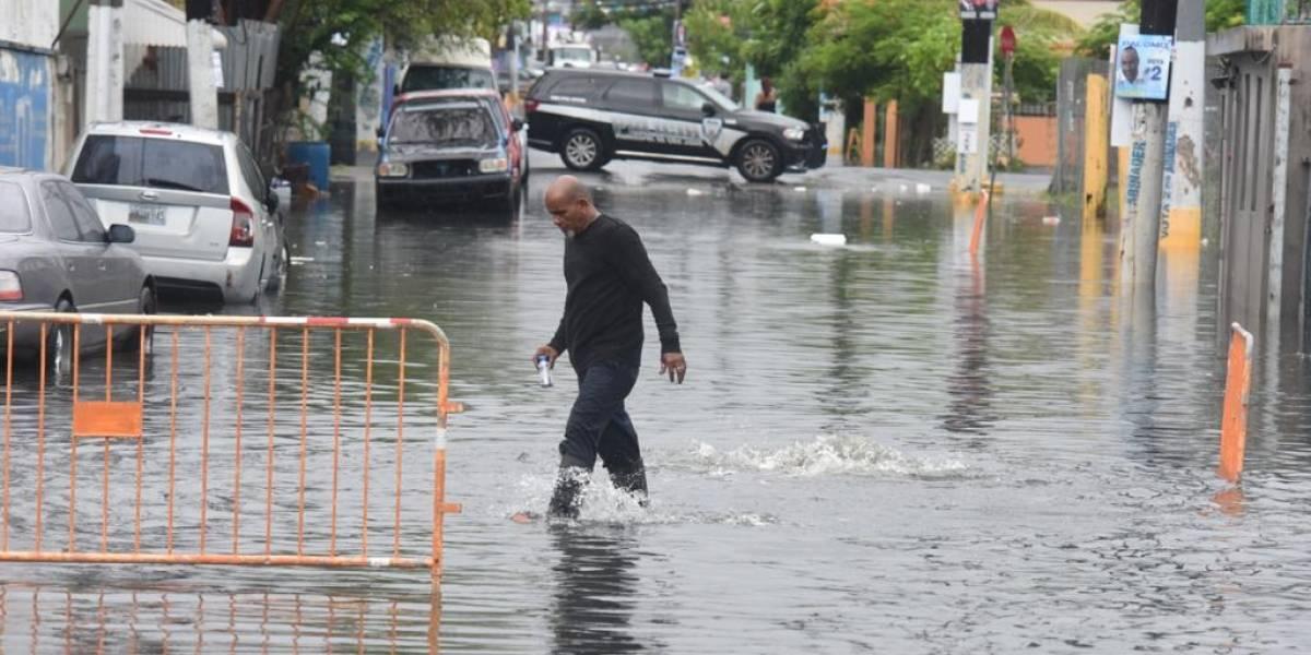 VIDEOS: Tormenta Isaías provoca fuertes inundaciones en Puerto Rico