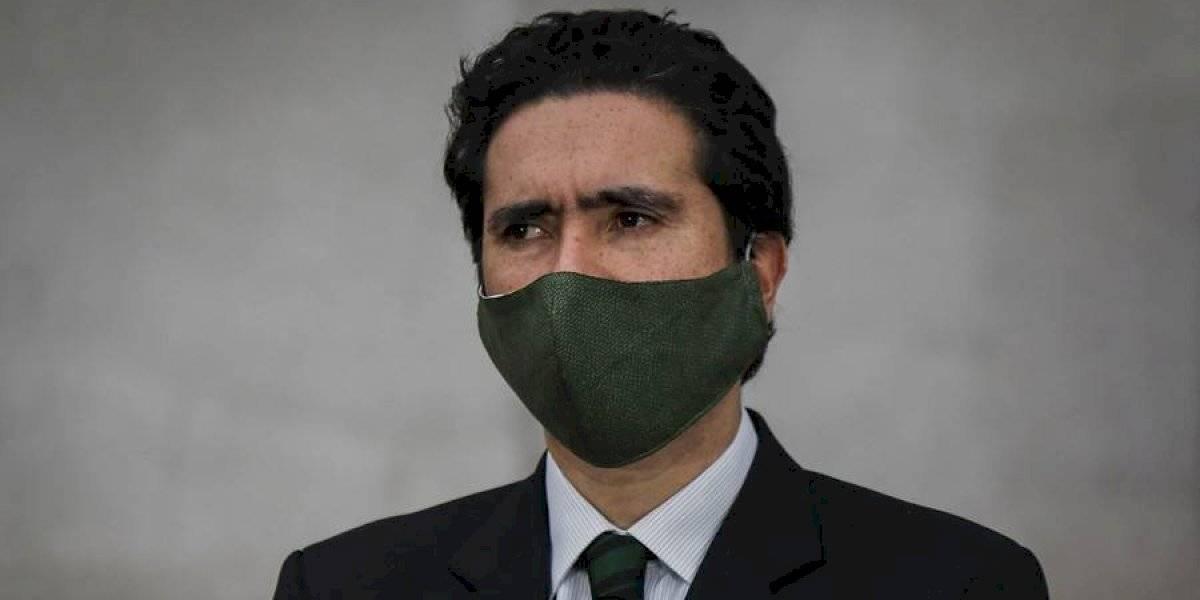 """Ministro Briones y segundo retiro del 10%: """"Si avanza, por definición no hay reforma de pensiones"""""""