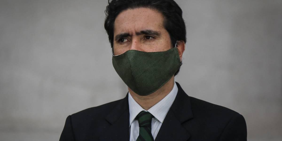 """Ministro Ignacio Briones rechaza el impuesto a los súper ricos: """"Es una solución simplista"""""""