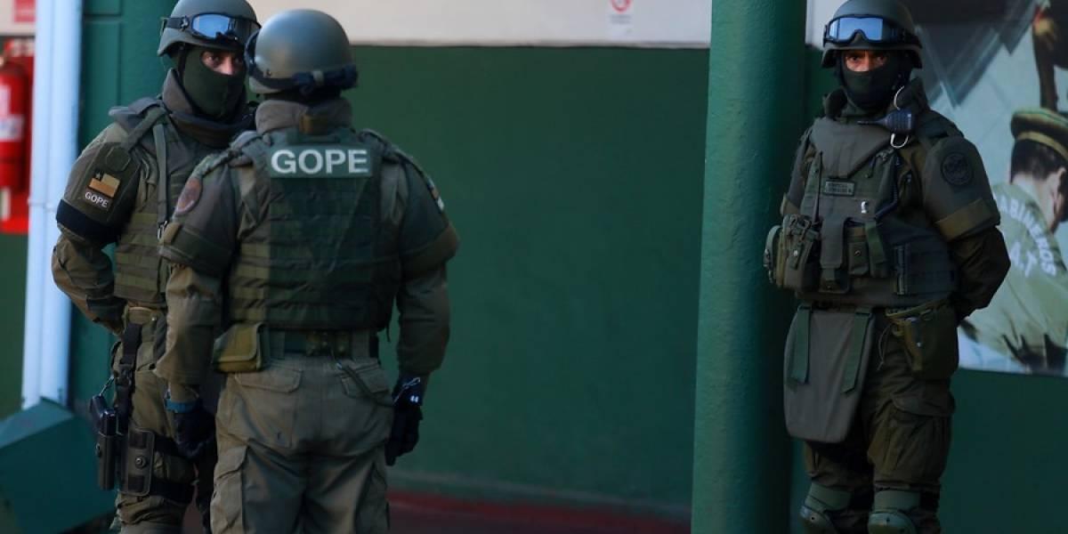 """""""No concurrir a las comunidades"""": filtración de audio complica a Carabineros durante ataque armado en Ercilla"""
