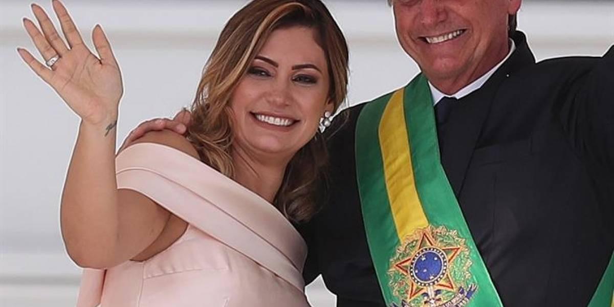 La esposa de Jair Bolsonaro da positivo para COVID-19